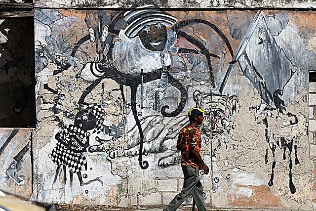 Graffiti, Curaçao, Colorful, Holiday, Caribbean