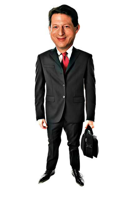 Celebrity, Caricature, Al Gore