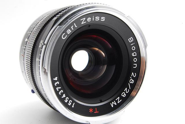 Free photo Carl Zeiss 28mm Repair Of Lens Repair Record