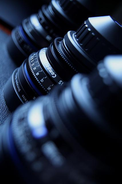 Lens, Carl Zeiss, Cinema, Camera, Cinematography