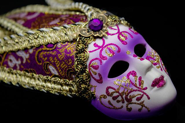 Mask, Carneval, Carnival, Mysterious, Ornament