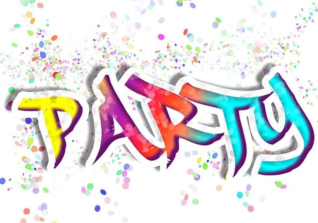 Party, Celebration, Carnival, Birthday