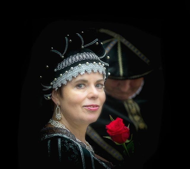 Zhenshina, Carnival, Rose, Mask, Fantasy, Masquerade