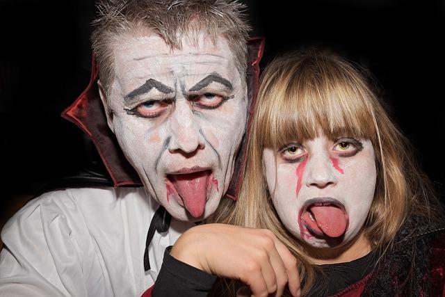 Personal, Human, Helloween, Carnival, Creepy, Faces