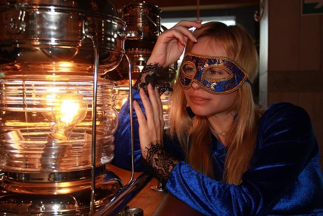 Mask, Carnival, Venice, Divination, Astrologer, Tarot