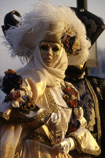 Venice, Mask, Italy, Venezia, Carnival, Venetian Mask
