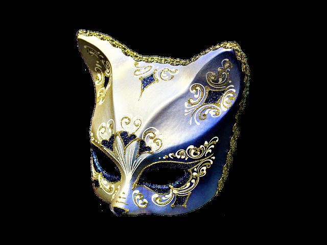 Mask, Cat, Carnival, Venice, Artifact, Artwork, Art