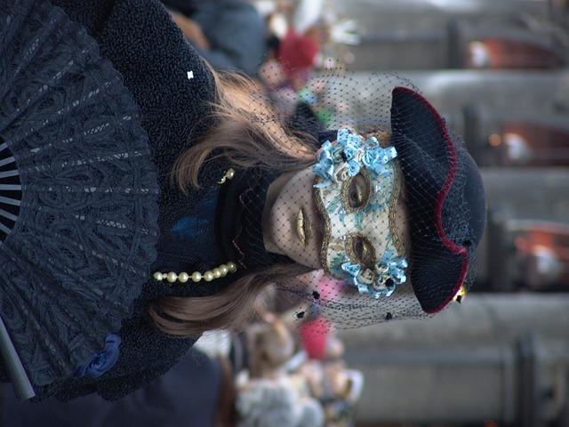 Venice, Italy, Carnival