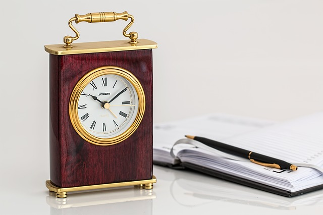 Carriage Clock, Timepiece, Time, Minutes, Hours, Ageing