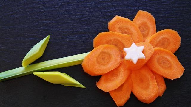 Carrot, Leek, Healthy, Carrots, Food, Nutrition
