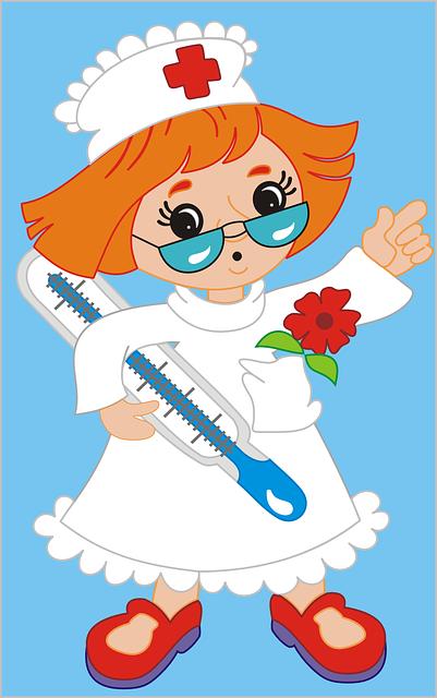 Nurse, Cartoons, Medical, Hospital, Occupation, Health