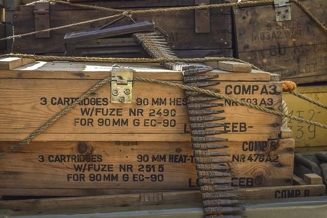Weapons, Ammo Box, Cartridges, Cartridge Belt