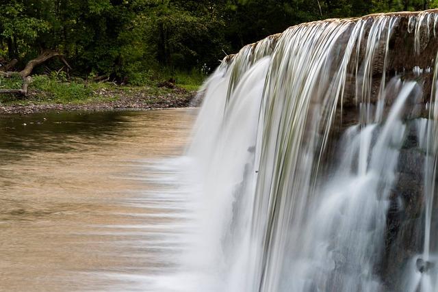 Waterfall, Water, Nature, Stream, Natural, Cascade