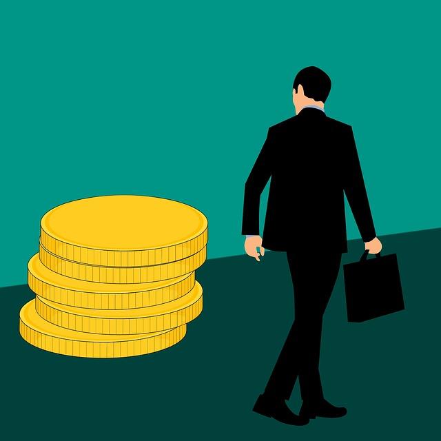 Money Icon, Coins, Dollar, Finance, Cash, Bank, Euro