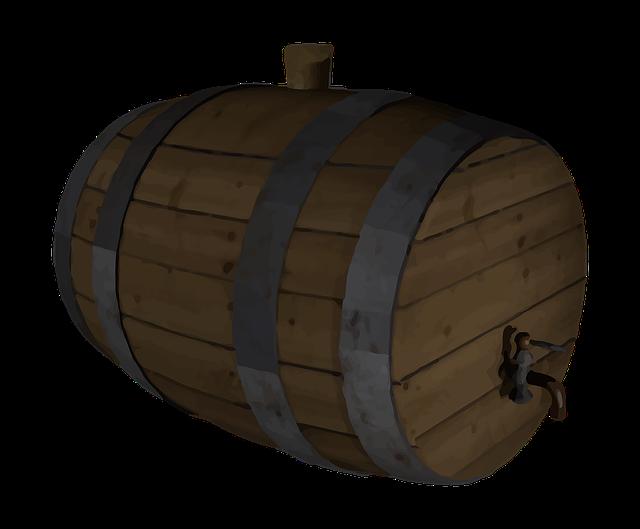 Ale, Barrel, Beer, Cask, Container, Keg, Wine, Wood