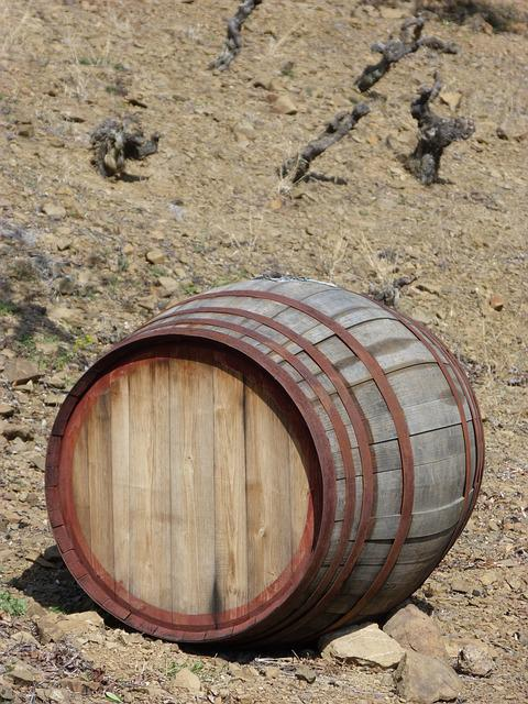 Cask, Vineyard, Viticulture, Wine