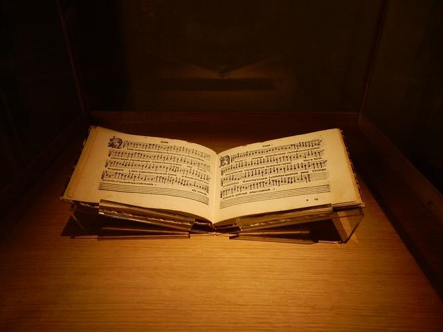 Music, Book Antique, Museum, Castel Sant'angelo, Rome