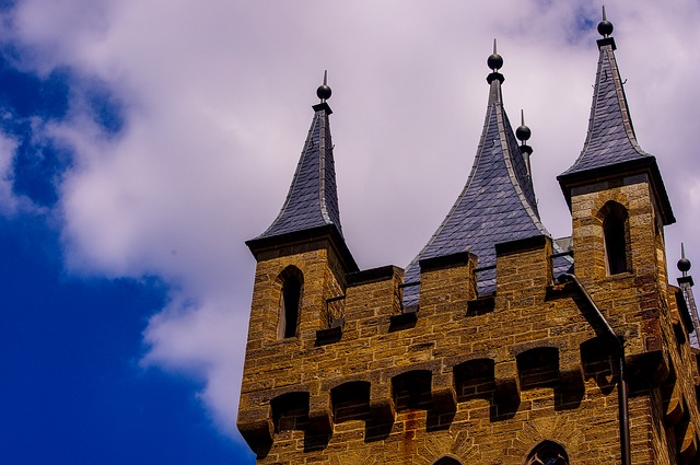 Germany, Castle, Architecture