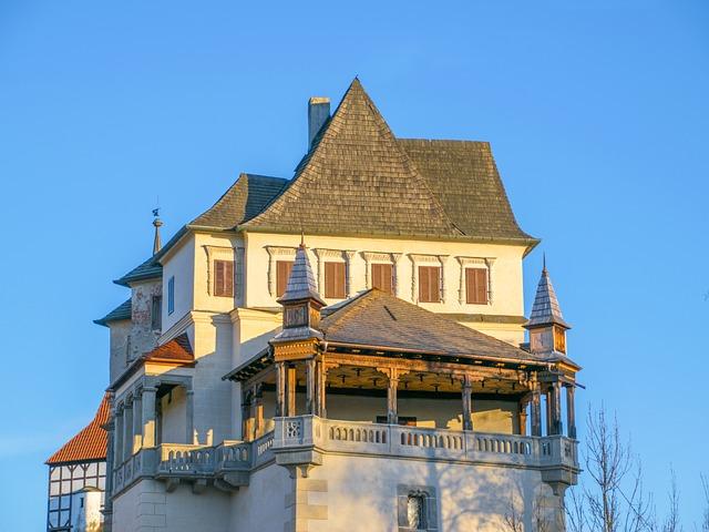 Architecture, Castle, The Water Lock