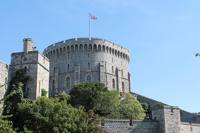 Architecture, Building, Castle, Historic, Landmark