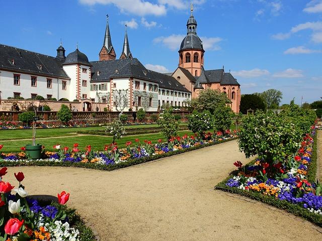 Castle, Church, Monastery, Architecture, Building