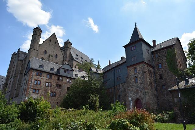 Castle, Old, Castle Castle, Middle Ages