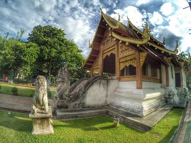 Measure, Chiang Mai Thailand, Cathedral, Castle