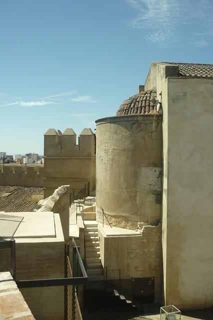 Walls, Torres, Defenses, Alcazaba, Castle, Construction