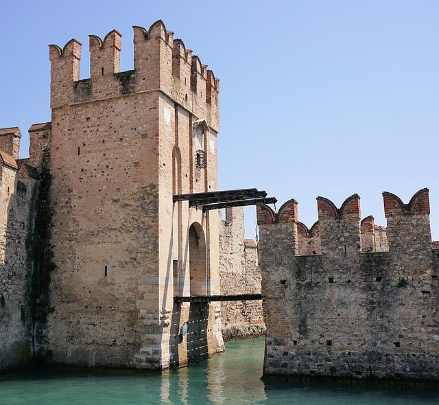 Drawbridge, Input, Goal, Castle, Castle Castle