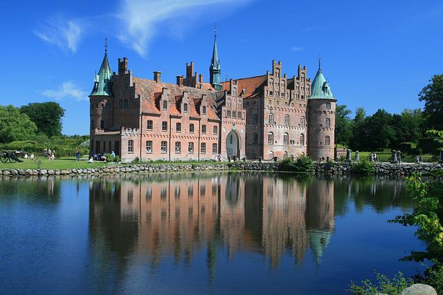 Egeskov, Castle, Historic