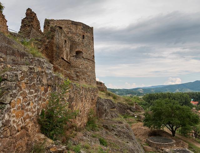Fiľakovo, Fiľakovský Castle, Castle