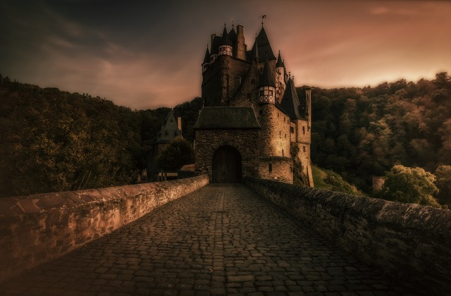 Castle, Places Of Interest, Middle Ages, Fortress