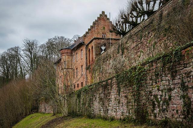Neckarsteinach, Castle, Medium Castle, Four-castle Town