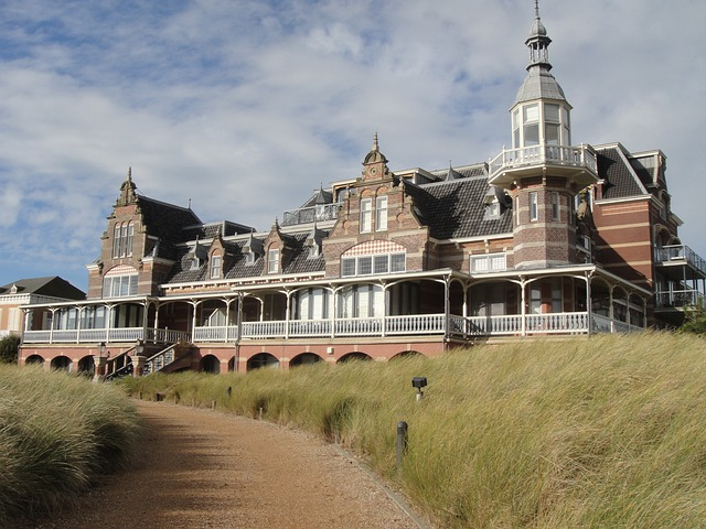 Domburg, Netherlands, Castle Hotel, Lake View, Home
