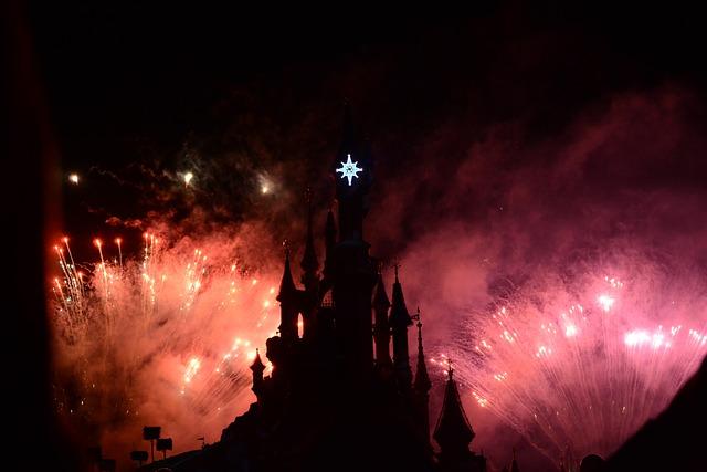 Disney, Castle, Paris, Magic, Disneyland, Disney Castle
