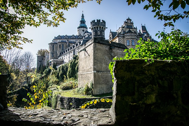 Frýdlant, Castle, Monument