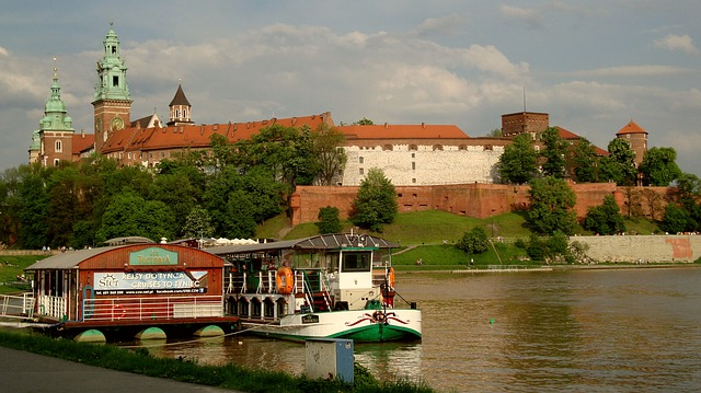 Wawel, Castle, Kraków, Poland, Monument, The Museum