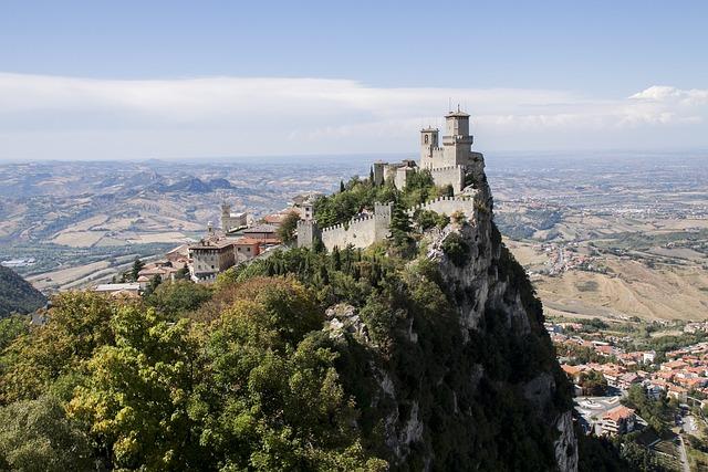 Castle Of San Marino, Castle Of San Marino State