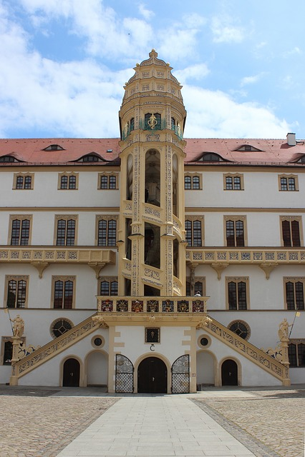 Wendelstein, Spiral Staircase, Renaissance, Castle