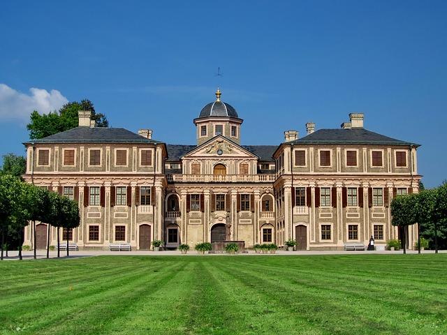 Concluded Favorite, Castle, Rastatt, Sibylla Augusta