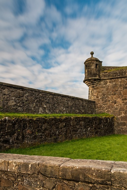Stirling, Stirling Castle, Stirlingský Castle, Castle