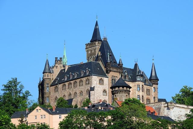 Wernigerode, Castle