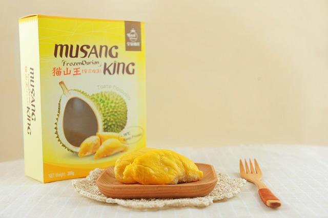 Cat Sanno Flesh, Malaysia, Royal Durian