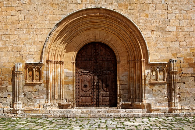 Catalonia, Spain, Romanesque, Architecture, Old, Travel