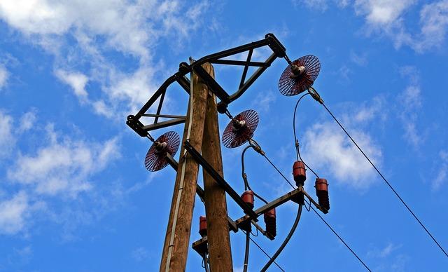 Catenary, Power Line, Energy, Electricity, Strommast