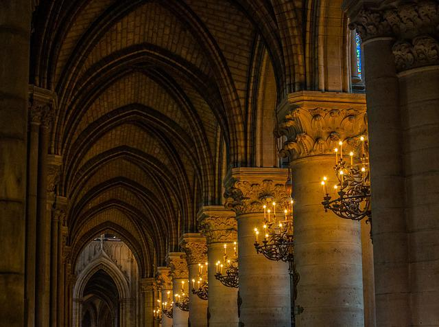Notre Dame, Cathedral, France, Dame, Church, Notre