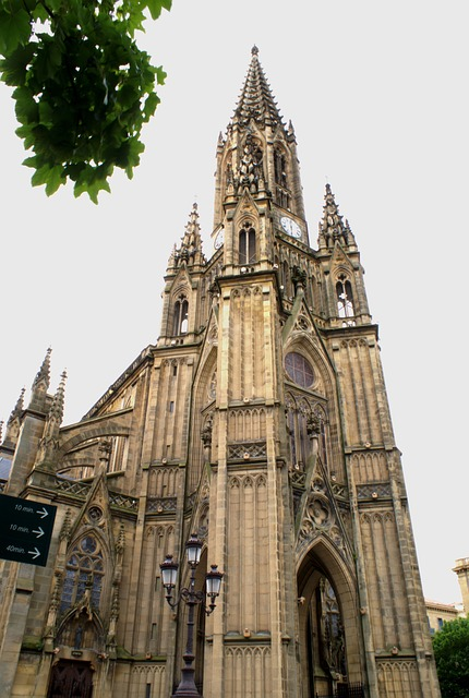 Cathedral, Good Shepherd, San Sebastian