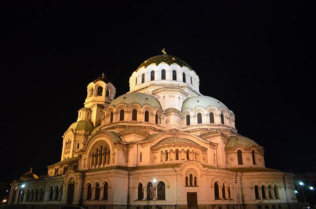 Sofia, Church, Cathedral, Building, Places Of Interest