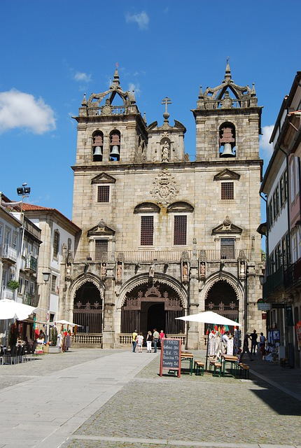 Braga, Cathedral, Portugal