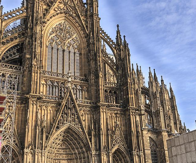 Goth Like, Cathedral, Church, Architecture, Religion